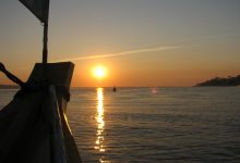 Pic of the day – Porto sunset