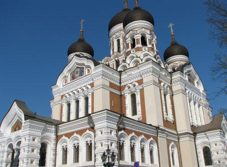 Pic of the day – Tallinn Ortodox Cathedral