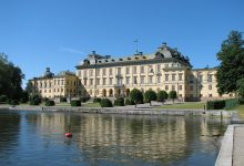 Pic of the day – Drottningholm Palace