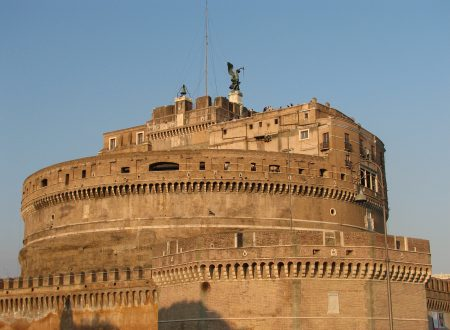 Pic of the day – Rome  Castel Sant'Angelo