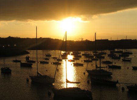 Pic of the day – Fishing village of Howth
